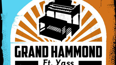 SINGLE: FOR YOUR LOVE - GRAND HAMMOND
