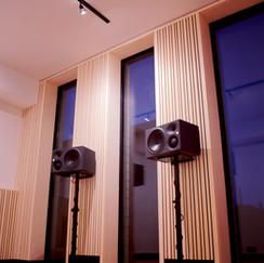Studio voor The Starlings (Tom Dice & Kato Callebaut)