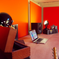 PopVilla Studio (Hans Francken) - Songwriting Room