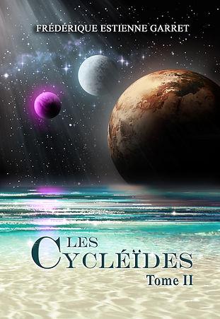 Les Cycléïdes tome 2 science-fiction fantasy superbe roman