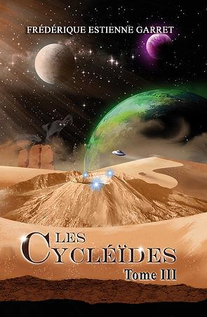 Les Cycléïdes voyage dans l'espace
