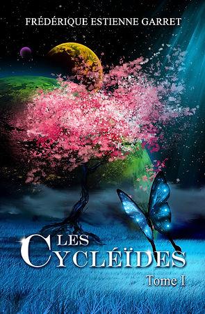 roman fantastique superbe Les Cycléîdes tome 1 de ESTIENNE GARRET