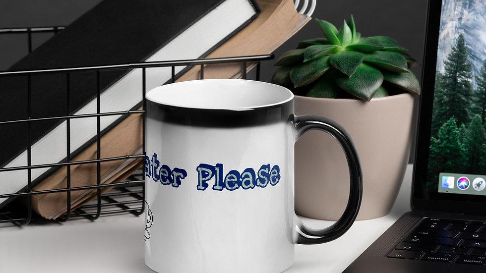 """Warm Bean Water Please"" Mug"