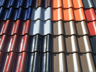 Dachsanierung Dachziegel - Zimmerei Wolfgang Deml