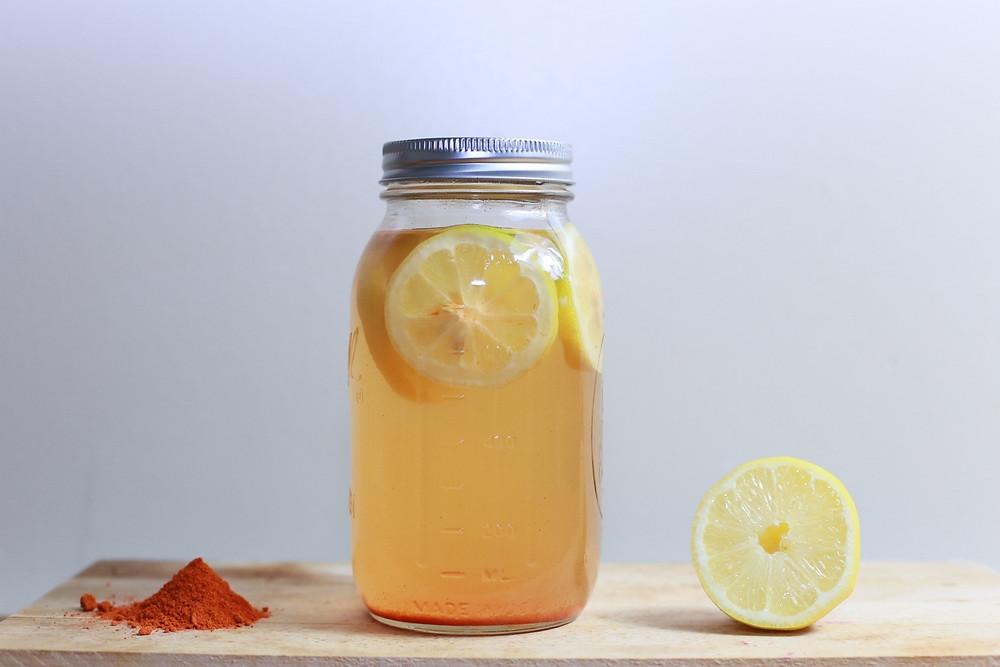 lemon juice cleanse