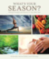 what's your season book cover seasonal body types