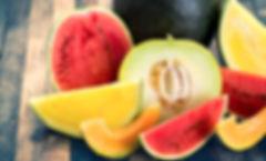summer seasonal foods melons