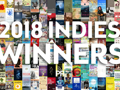 2018 Foreword INDIES Awards