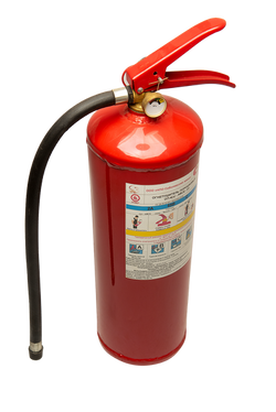 Powder type of fire-extinguisher 4
