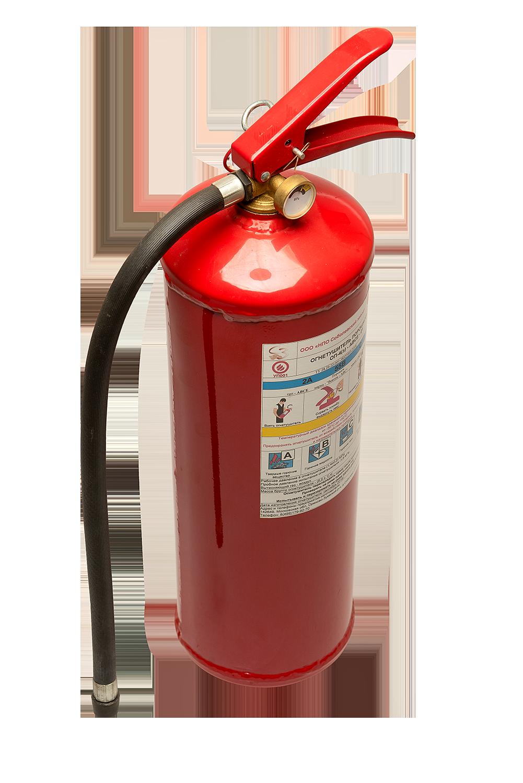 Powder type fire-extinguisher 5