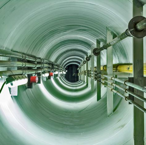 Cabel tunnel
