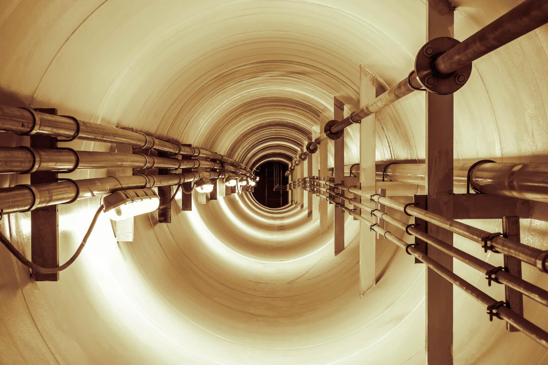 Кабельные тоннели