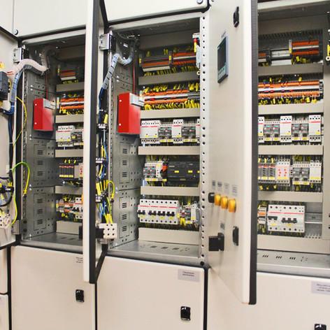 Switchboard room