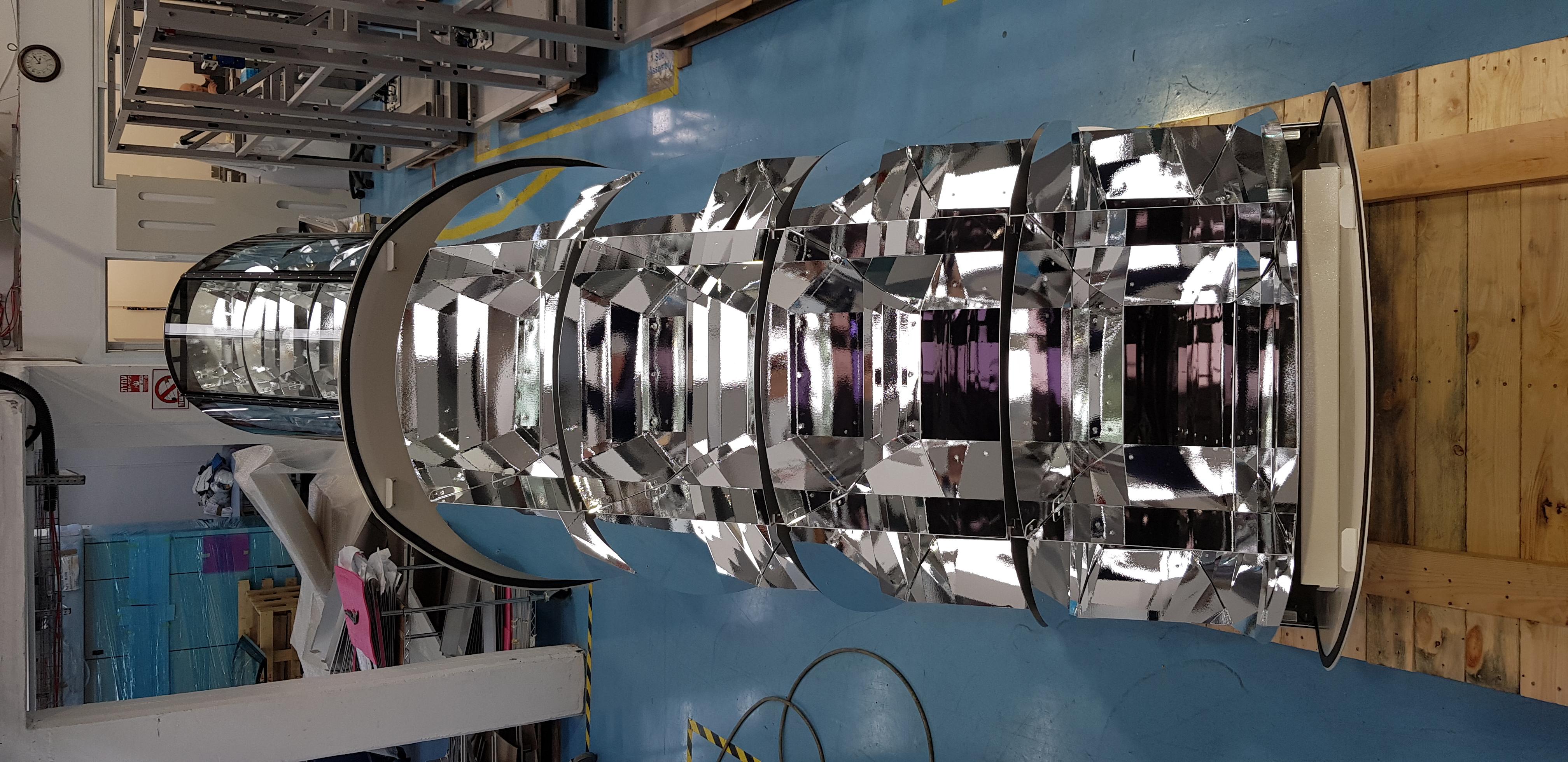 SOLIS IND Optics