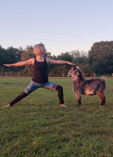 Audrey Yoga