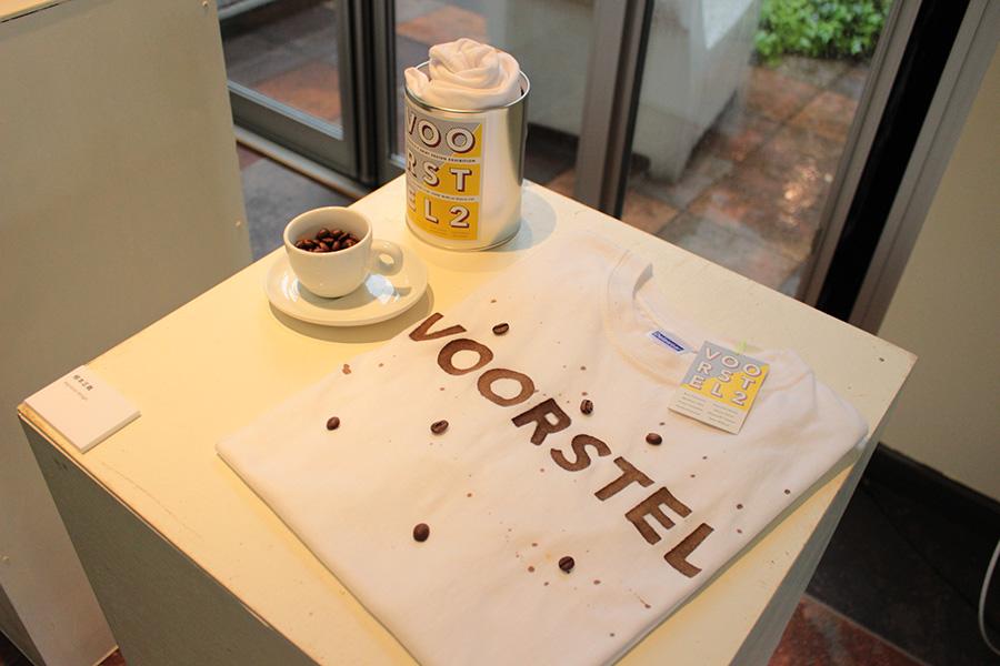 voorstel2 Tシャツのデザイン展
