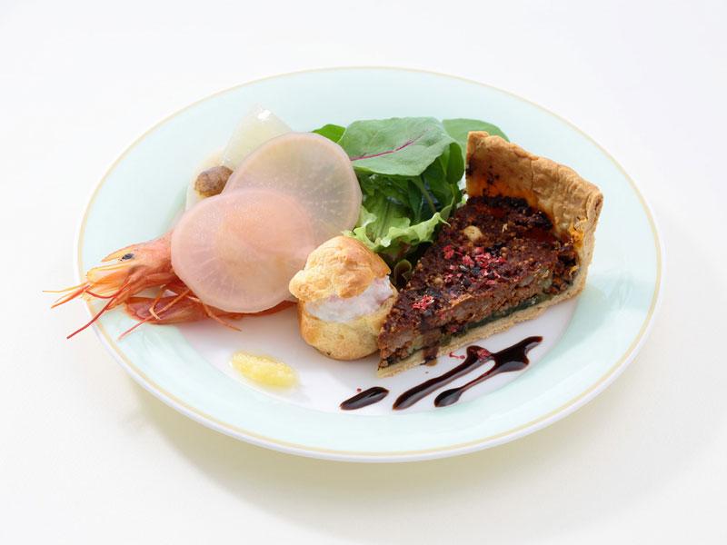 グルメ・ド・タカ | 料理