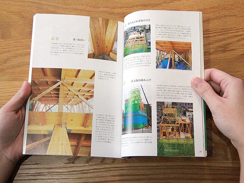 装丁 | 木造都市の夜明け グラビア