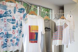 Tシャツのデザイン展を終えて