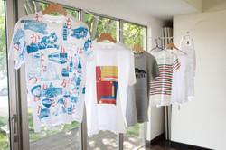 Tシャツのデザイン展