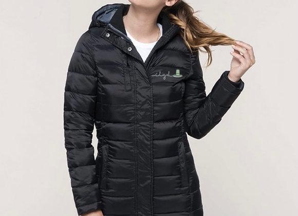 Long Puffer Jacket