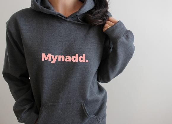 Siwmper/hoodie Mynadd.