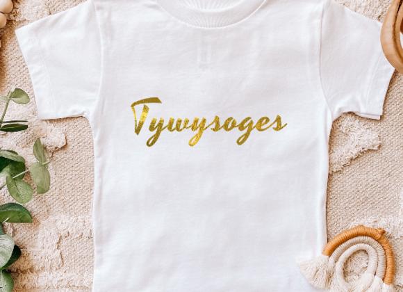 Crys T 'Tywysoges'