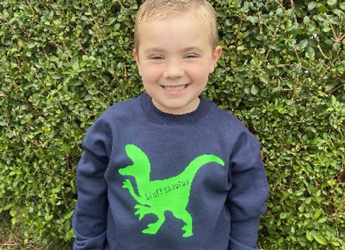 Siwmper 'Dino'