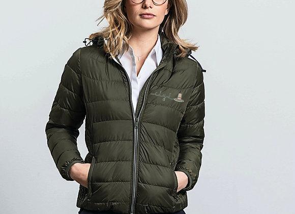 Short Clyd Puffer Jacket