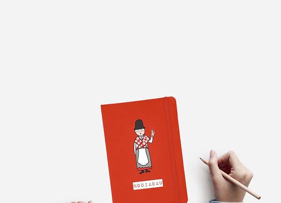 Pre-order A5 Ruled Jini Notepad