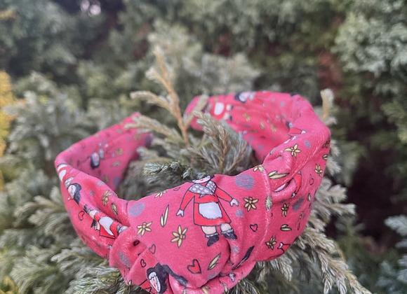 Dilys Welsh Lady Knot Headband