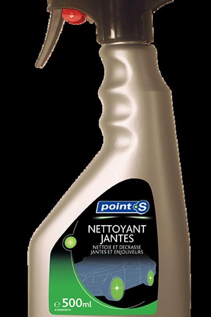 Nettoyant jantes (pulvérisateur) 500 ml