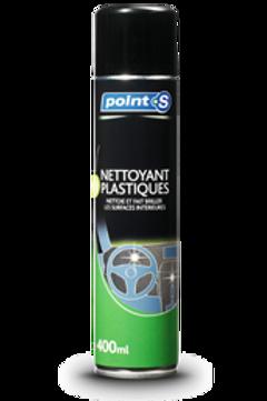 Nettoyant plastiques (aérosol) 400 ml