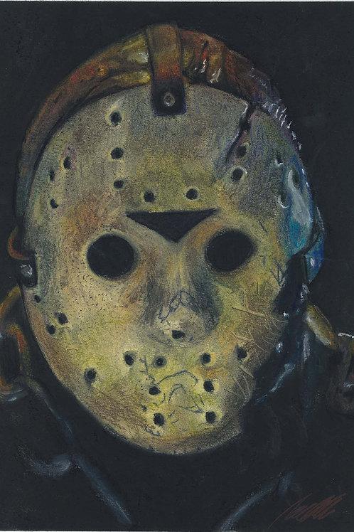 """Jason, Part 7"" art print"