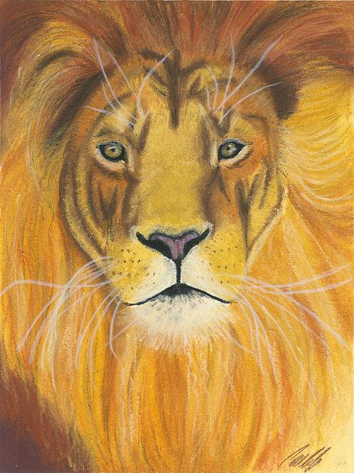 """Majesty"" art print"