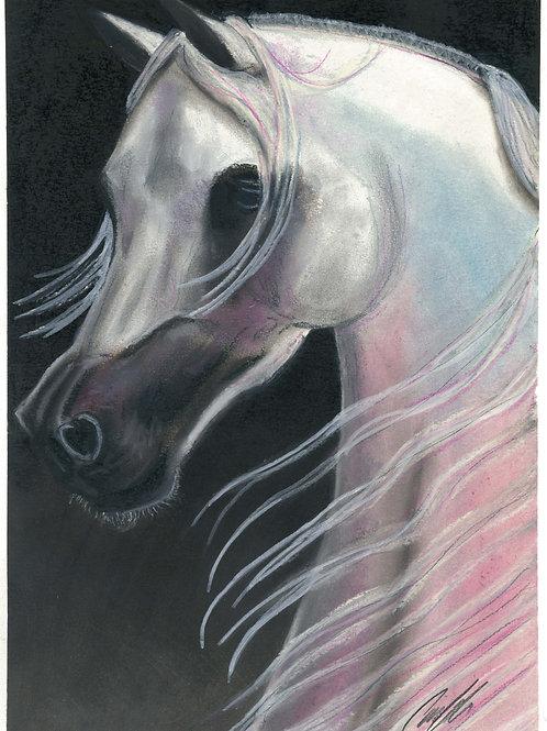 """Astral"" art print"