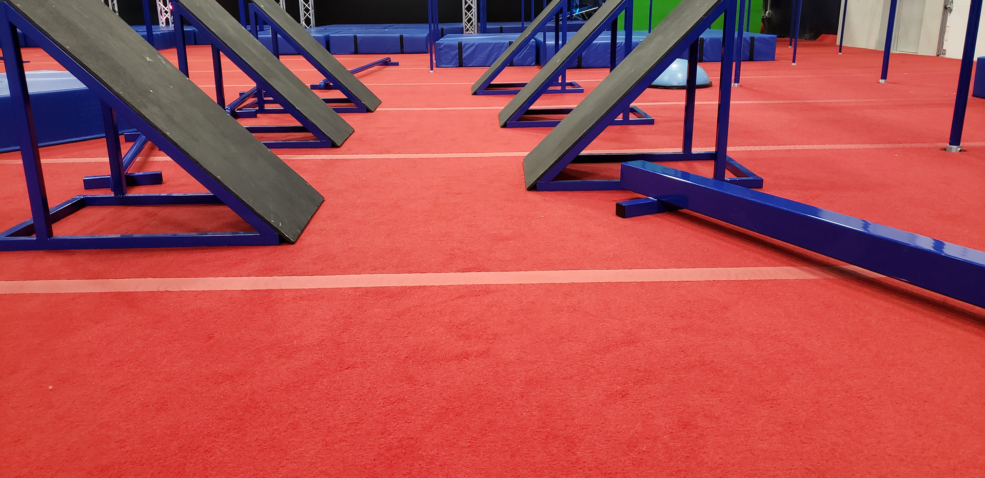 Obstacle Course Obstacles