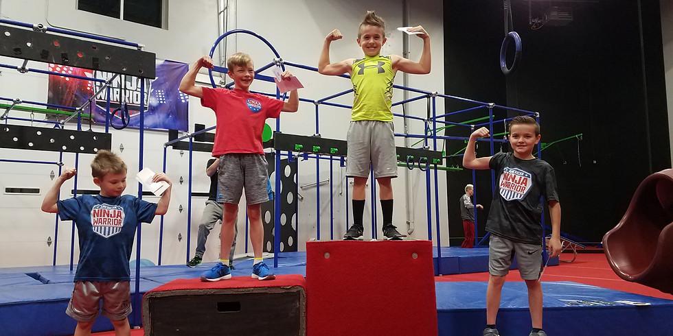 Ninja Playground Competition