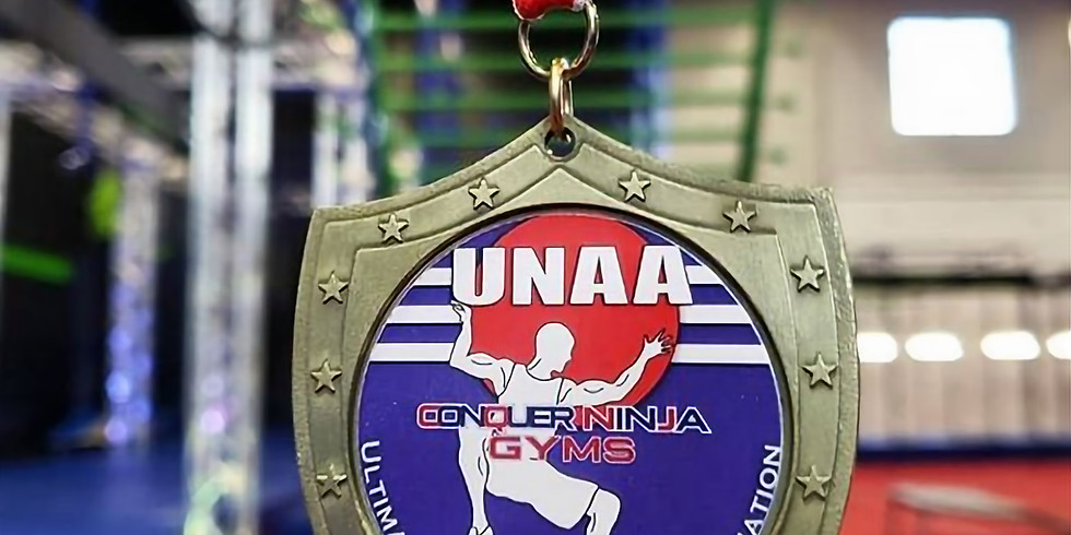 UNAA Area Qualifier Ninja Competition
