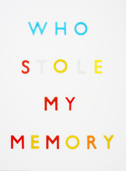 WHO STOLE MY MEMORY