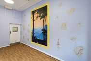 Croydon PICU Extra Care Room Photo by Damien Griffiths Courtesy of Hospital Rooms