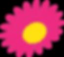 Pink flower - trans.png