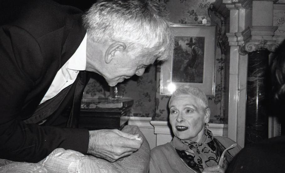 John Sauven and Vivienne at her book launch, 2014 © www.blackarrowphoto.com