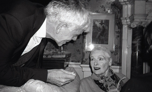 John Sauven and Vivienne at her book launch, 2014 © www.blackarrowphoto.com