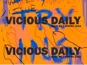 VICIOUS DAILY ZINE No.2