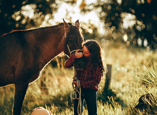 Wellness Wednesday - Therapeutic Horse Riding