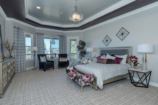 Large Master Bedroom Suite