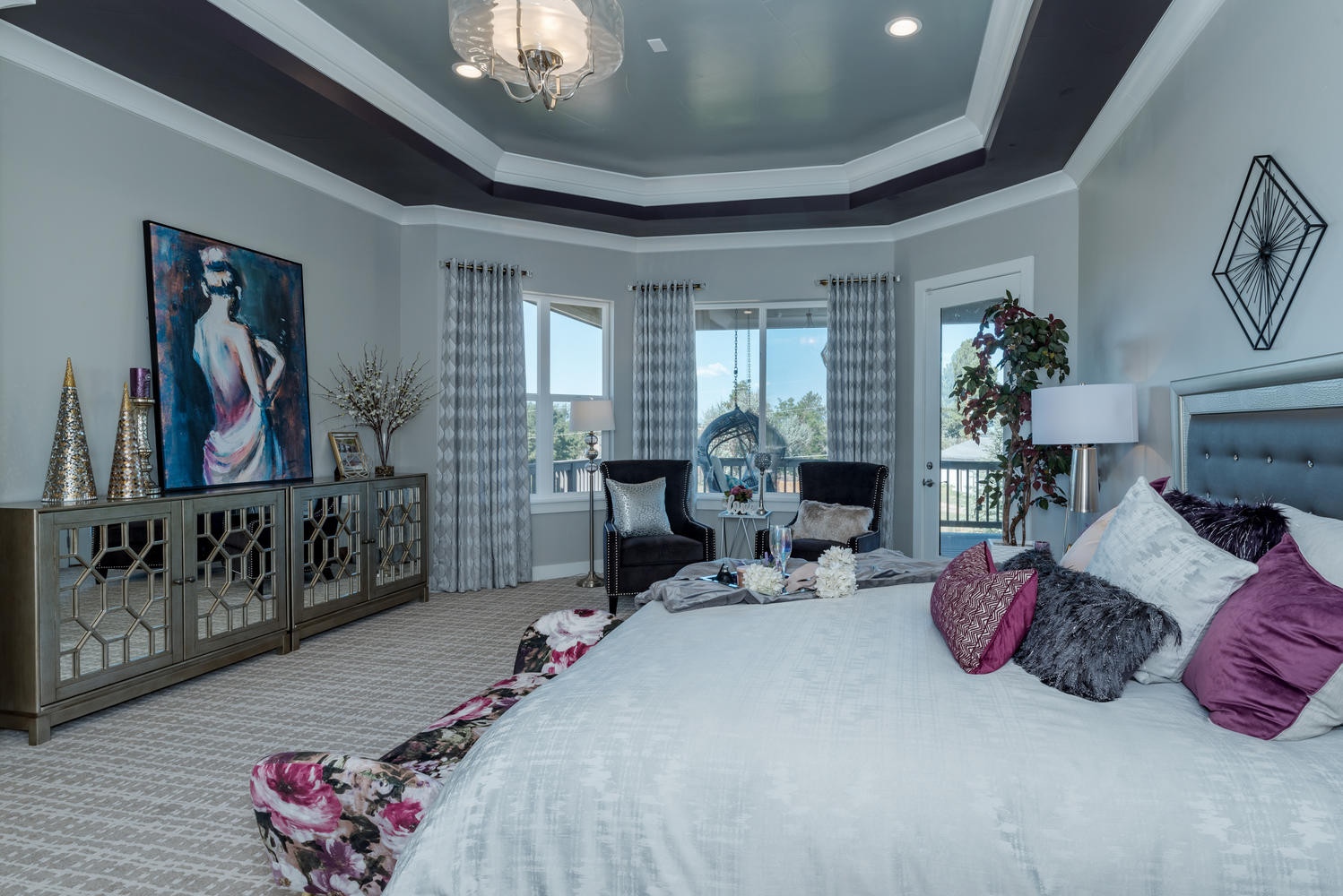 Large Master Bedroom Suite