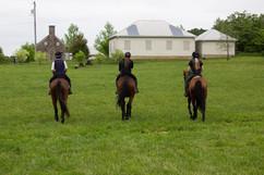 Cross Country Field Trip