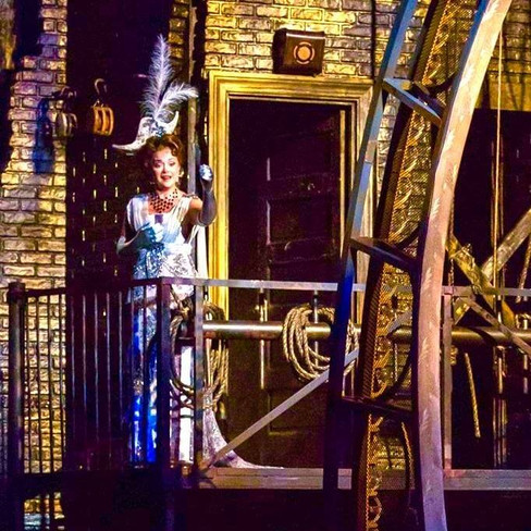 Follies- The Repertory Theatre of St. Louis